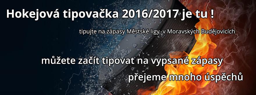 Hokejová tipovačka 2016/2017