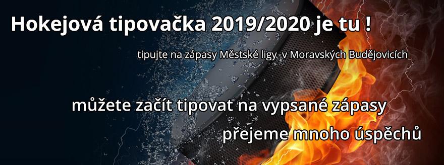 Hokejová tipovačka 2019/2020
